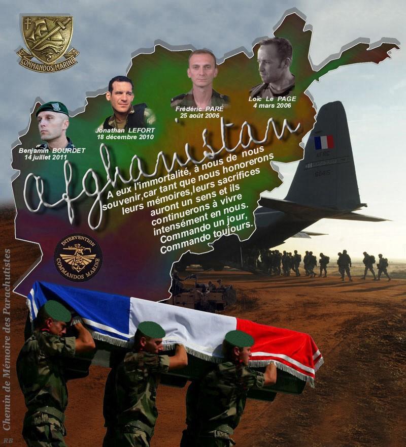 Commandos marine tombés au champ d'Honneur en Afghanistan 1_chem10