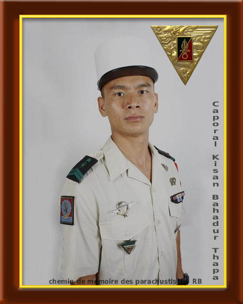 2e REP Hommage aux 2 Légionnaires tombés le 17 août 2011 en Afghanistan  1_foru11