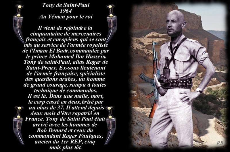 Seigneur de guerre! Tony de Saint-Paul  Yémen 1964 1_foru22
