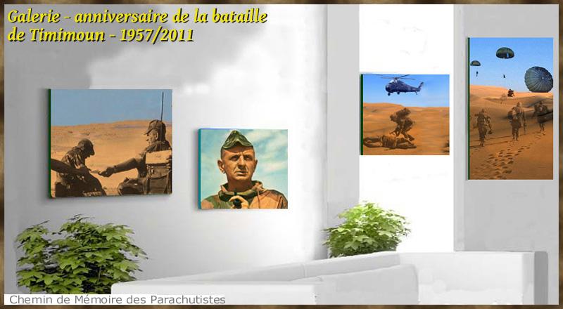 Galerie anniversaire de la bataille de Timimoun 1957/2011 2_cmp10