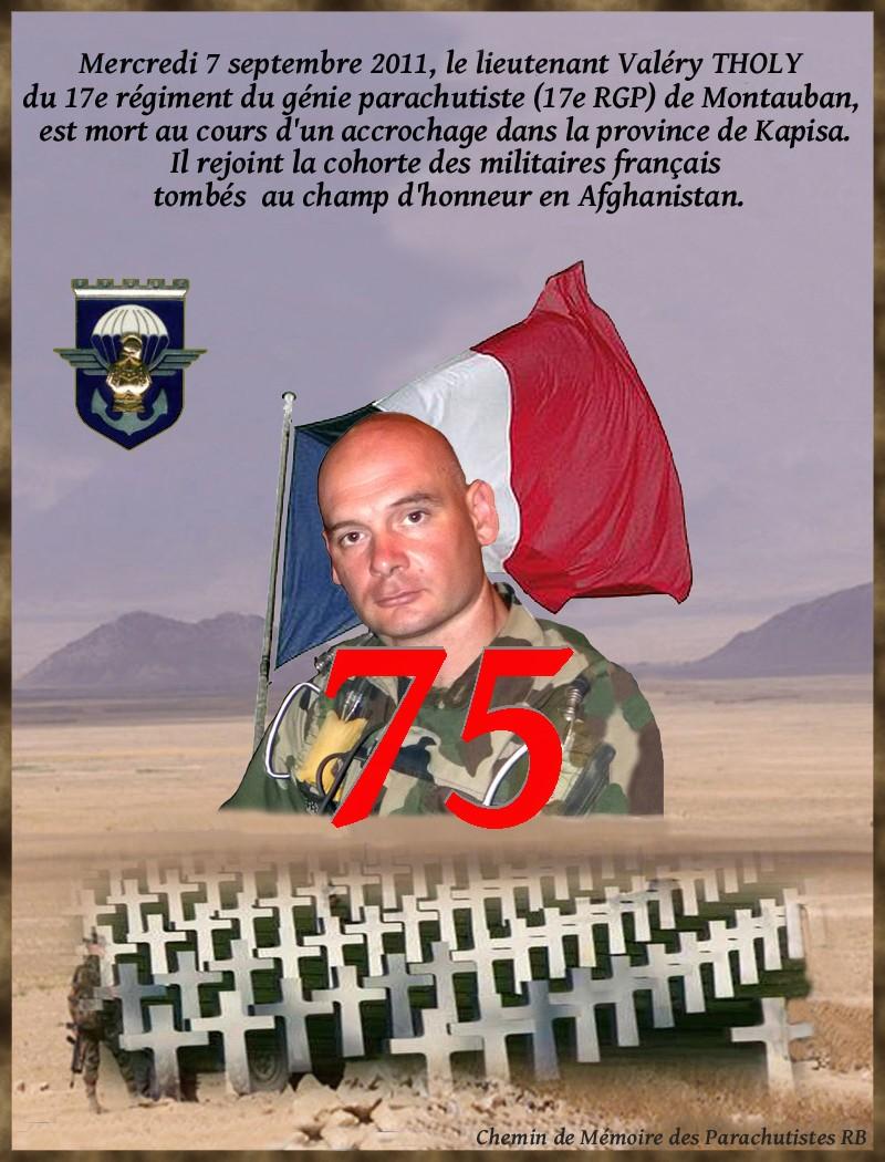 THOLY Valery Lieutenant 17e RGP - 17e Regiment de Génie Parachutiste   2_foru13