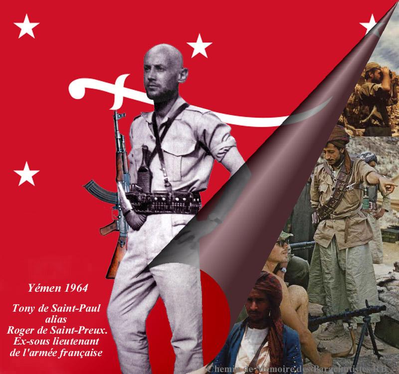 Seigneur de guerre! Tony de Saint-Paul  Yémen 1964 2_foru20
