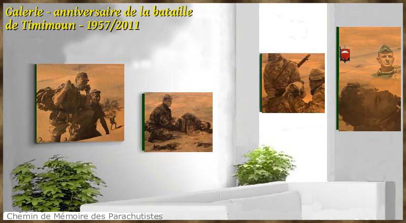 Galerie anniversaire de la bataille de Timimoun 1957/2011 3_cmp10