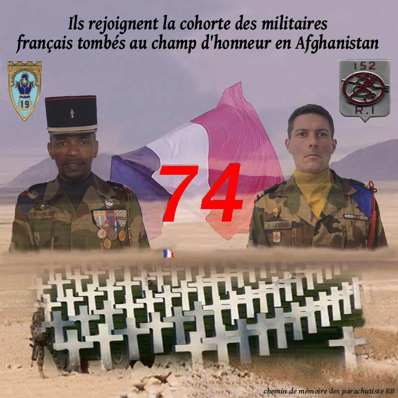 Afghanistan 74 ième décès 3_plaq12