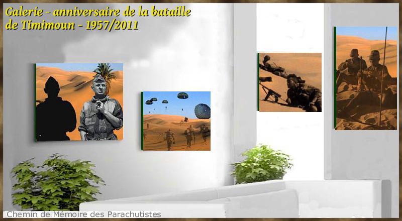 Galerie anniversaire de la bataille de Timimoun 1957/2011 4_cmp10