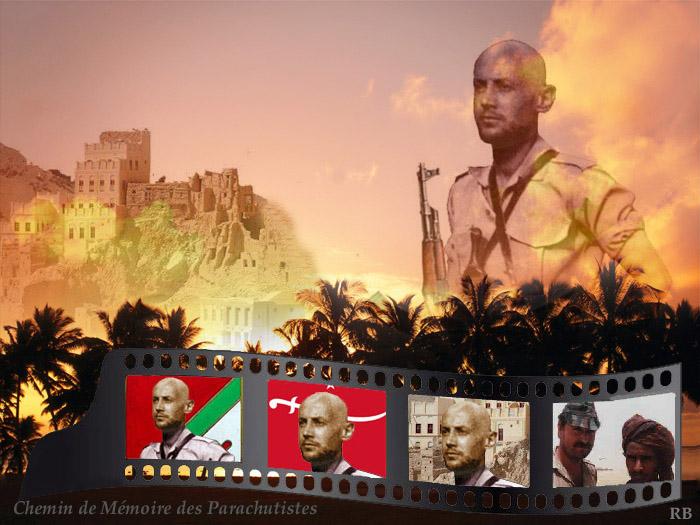 Seigneur de guerre! Tony de Saint-Paul  Yémen 1964 4_plaq11
