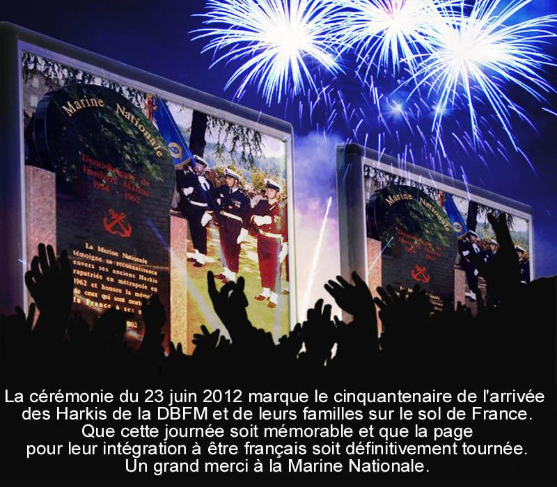 Le 23 juin 2012 Cinquantenaire des Harkis de la DBFM- Largentière 07 59_har10