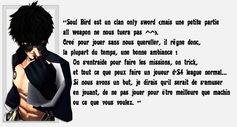 Clan Soul bird, S4league. - Portail Prez11