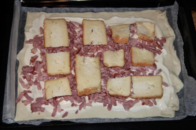 Pizza au maroille et lardons fumés. 9_102411