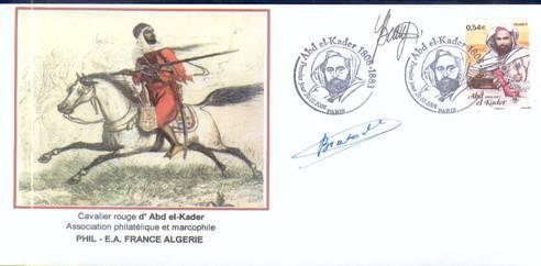 Bi Centenaire naissance Emir AbdelKader (France) 311