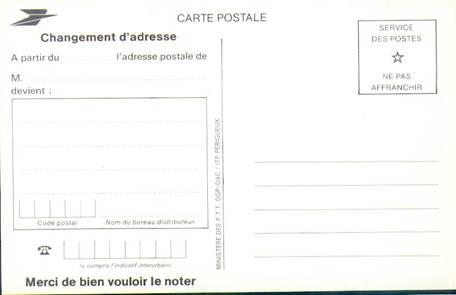Carte postale (changement d'adresse)  ITP  PERIGUEUX Clip_i32