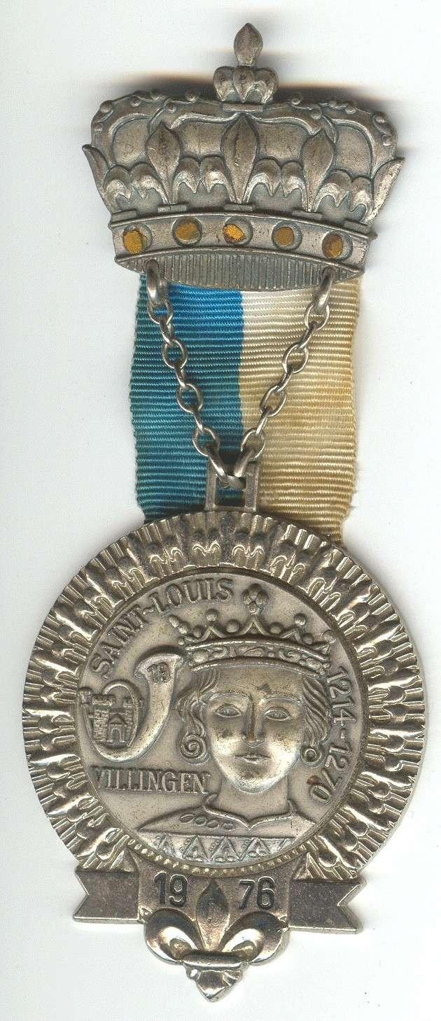 Médaille Chasseurs du 19° 0111