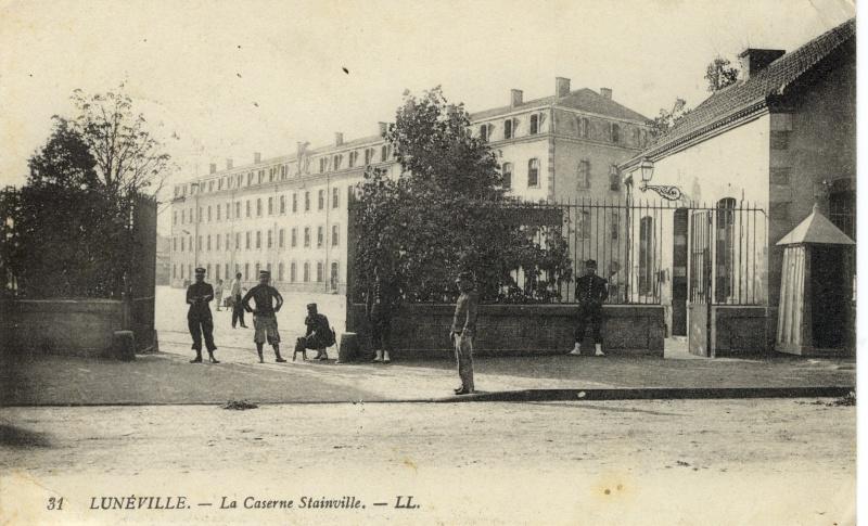 Quartier Stainville Lunéville Lunevi27