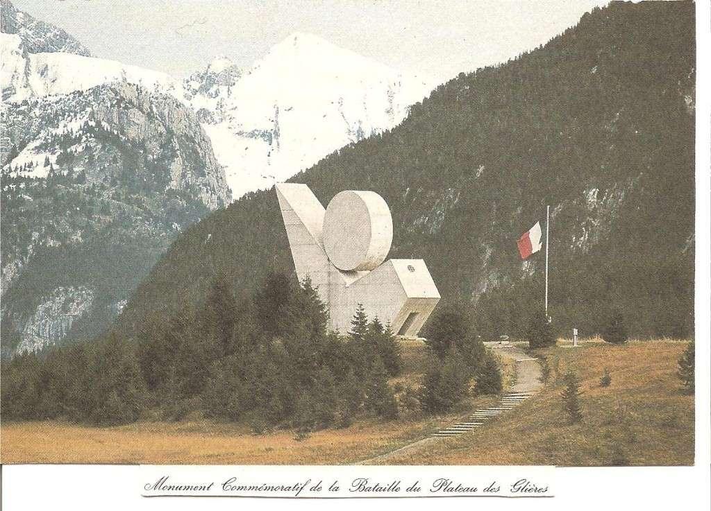 Monument des GLIERES Monume10