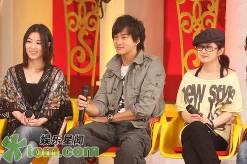 7 May '08 Peter & Nara in a TV program 08_05_22