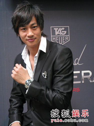8 May '08 Charming Peter- Tag Heuer Event 08_05_25