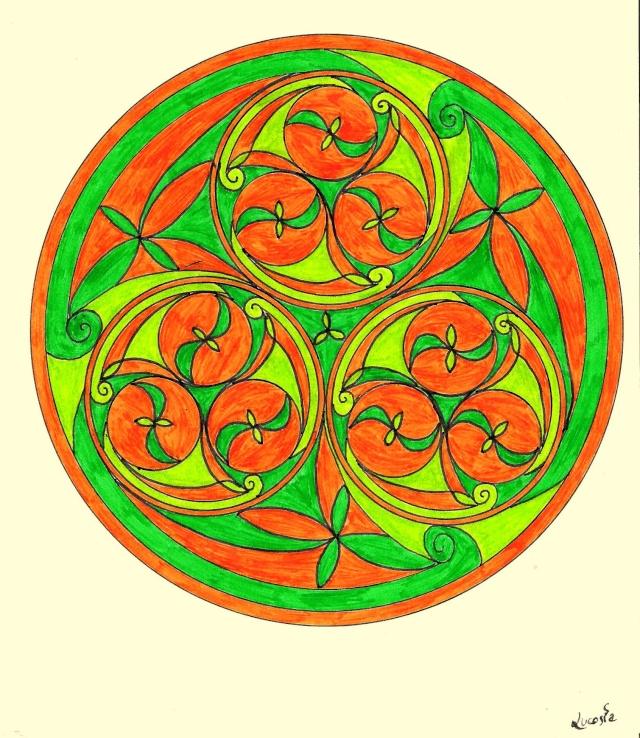 [calligraphie] la gallerie de lucosia - Page 4 Cercle10