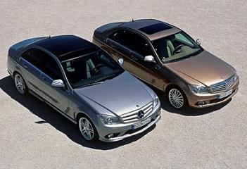 Histórico cronológico dos modelos Mercedes-Benz - 1886/2008 204-810