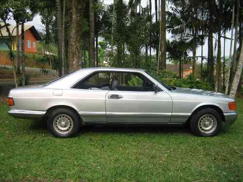 500 SEC 1982 barata Img12
