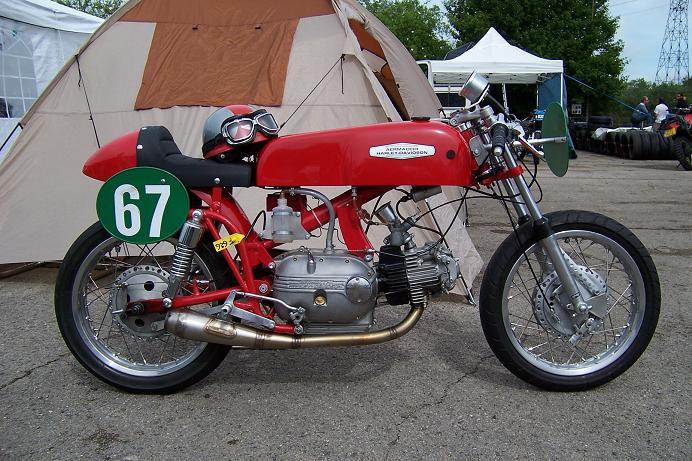 Norton-Seeley et moderne Artus110