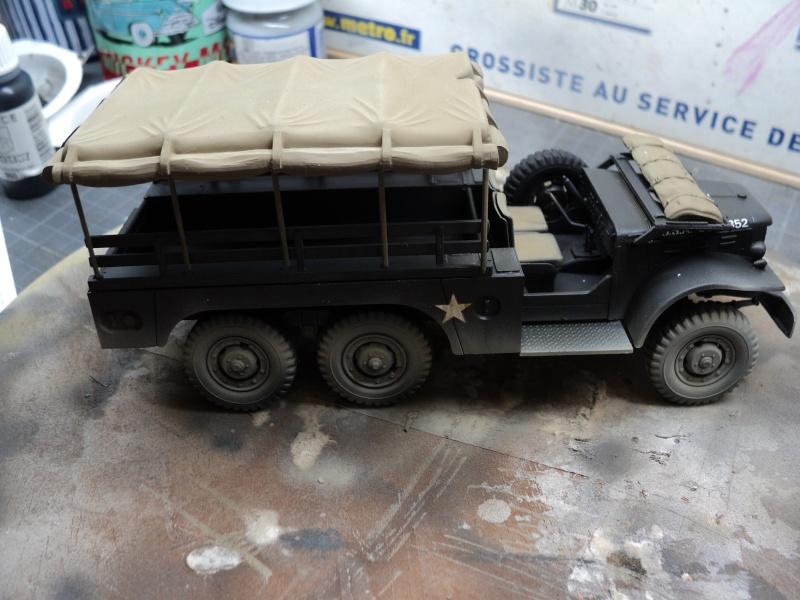 """Dodge   WC 62   """" Italeri 1/35"""" Dsc01012"""