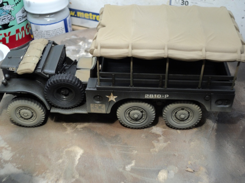 """Dodge   WC 62   """" Italeri 1/35"""" Dsc01013"""