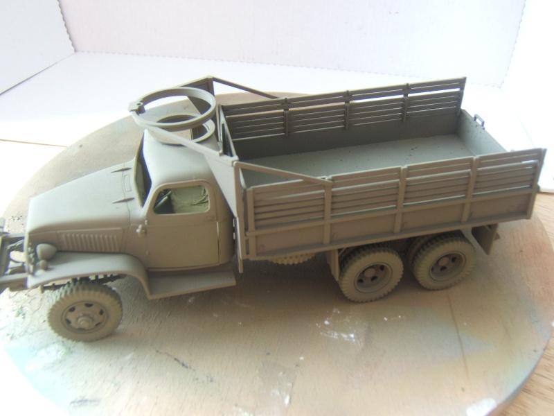 GMC  1/35 ITALERI Dscf4445