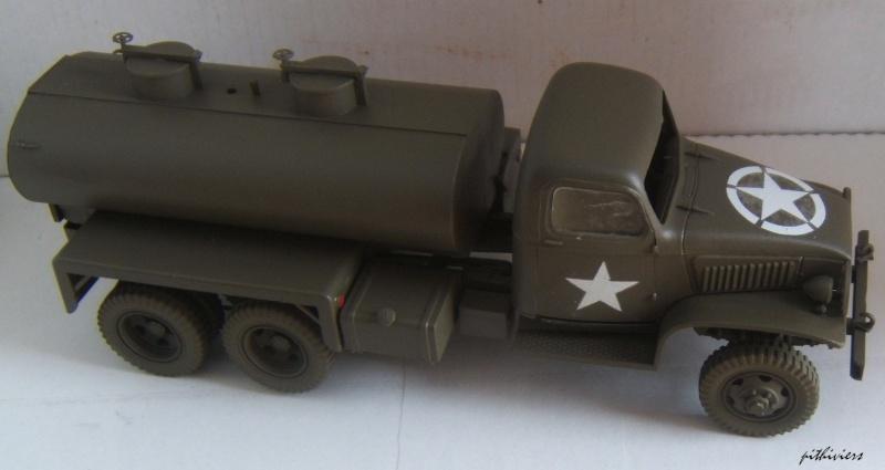 GMC  1/35 ITALERI Dscf4515