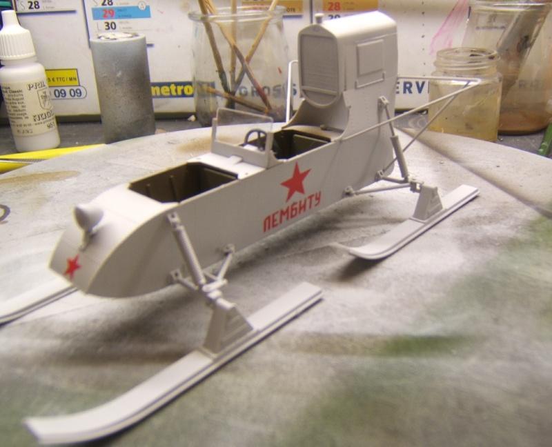 Soviet Aérosan 1/35 Dscf5949