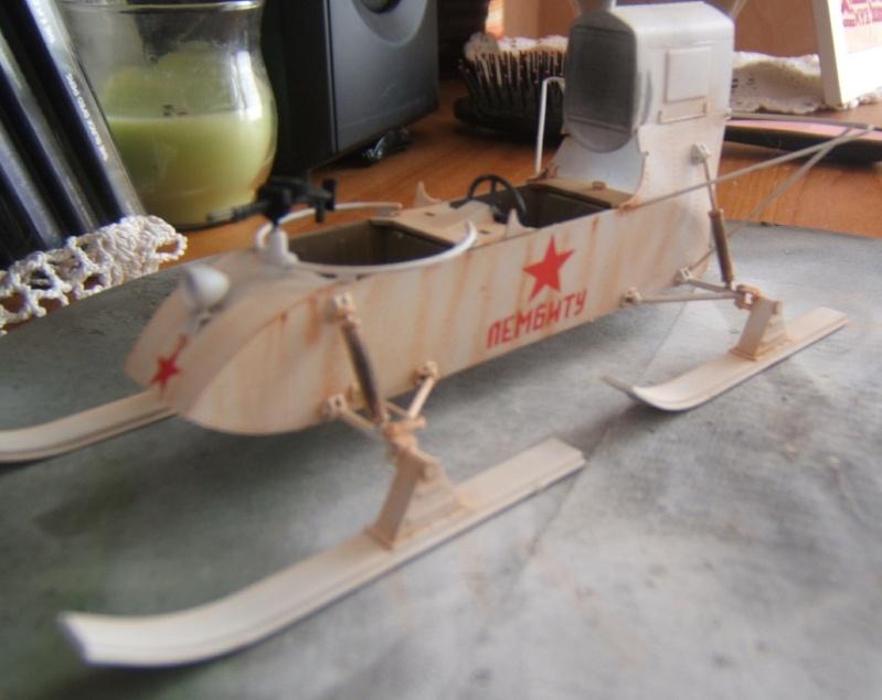 Soviet Aérosan 1/35 Dscf5952
