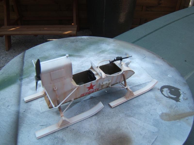 Soviet Aérosan 1/35 Dscf6013