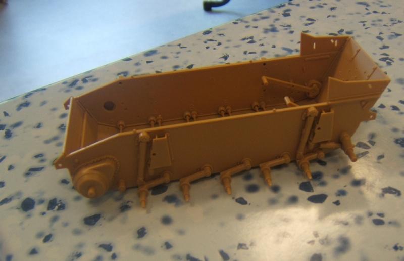 "Panzer II ""Lusch""  Tasca 1/35 Peinture terminée Dscf6410"