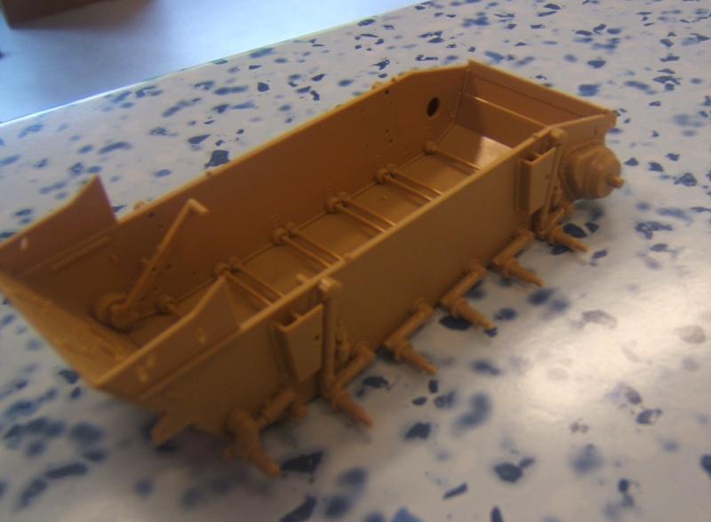 "Panzer II ""Lusch""  Tasca 1/35 Peinture terminée Dscf6411"