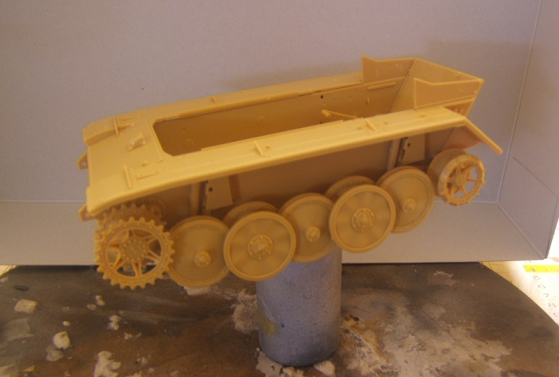 "Panzer II ""Lusch""  Tasca 1/35 Peinture terminée Dscf6440"