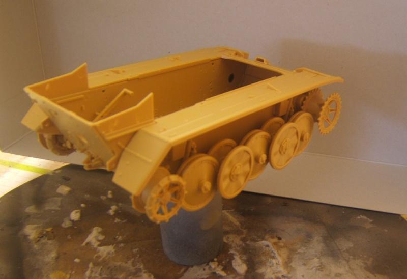 "Panzer II ""Lusch""  Tasca 1/35 Peinture terminée Dscf6441"