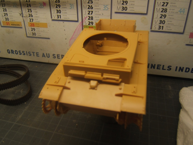 "Panzer II ""Lusch""  Tasca 1/35 Peinture terminée Dscf6442"