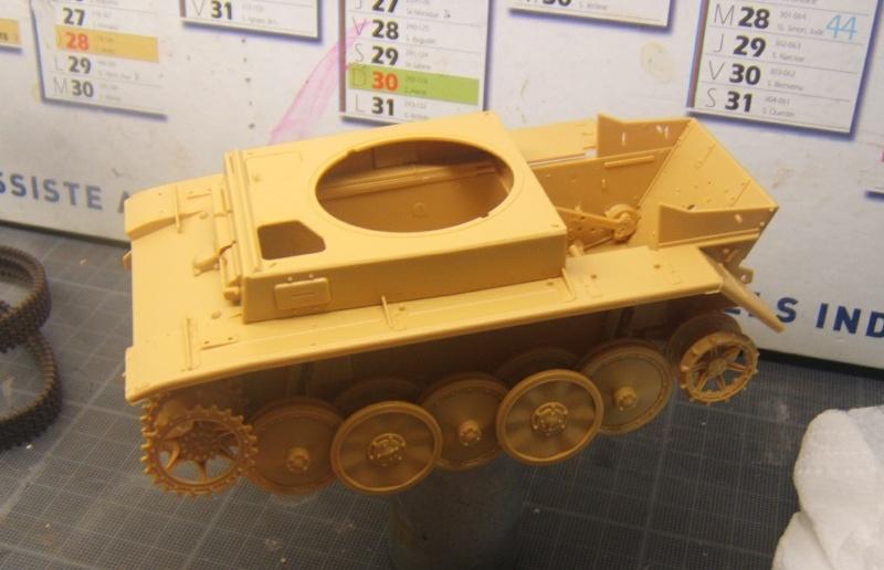 "Panzer II ""Lusch""  Tasca 1/35 Peinture terminée Dscf6443"