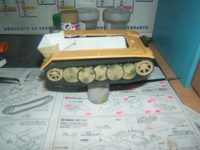 "Panzer II ""Lusch""  Tasca 1/35 Peinture terminée Dscf6510"
