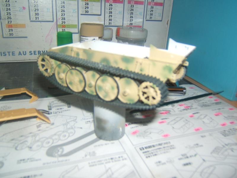 "Panzer II ""Lusch""  Tasca 1/35 Peinture terminée Dscf6511"