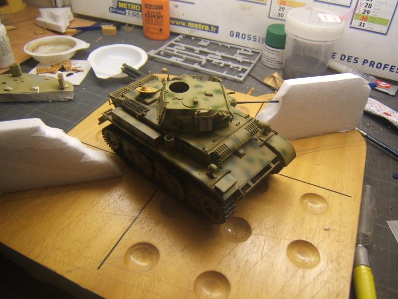 "Panzer II ""Lusch""  Tasca 1/35 Peinture terminée - Page 3 Dscf6551"
