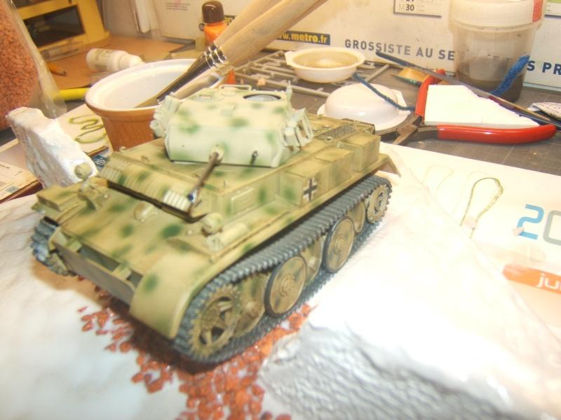 "Panzer II ""Lusch""  Tasca 1/35 Peinture terminée - Page 3 Dscf6610"