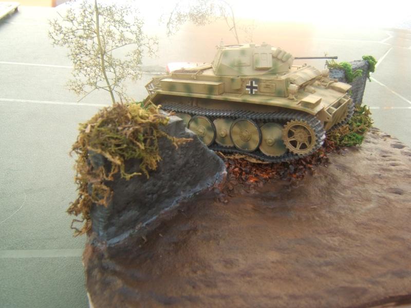 "Panzer II ""Lusch""  Tasca 1/35 Peinture terminée - Page 3 Dscf6715"