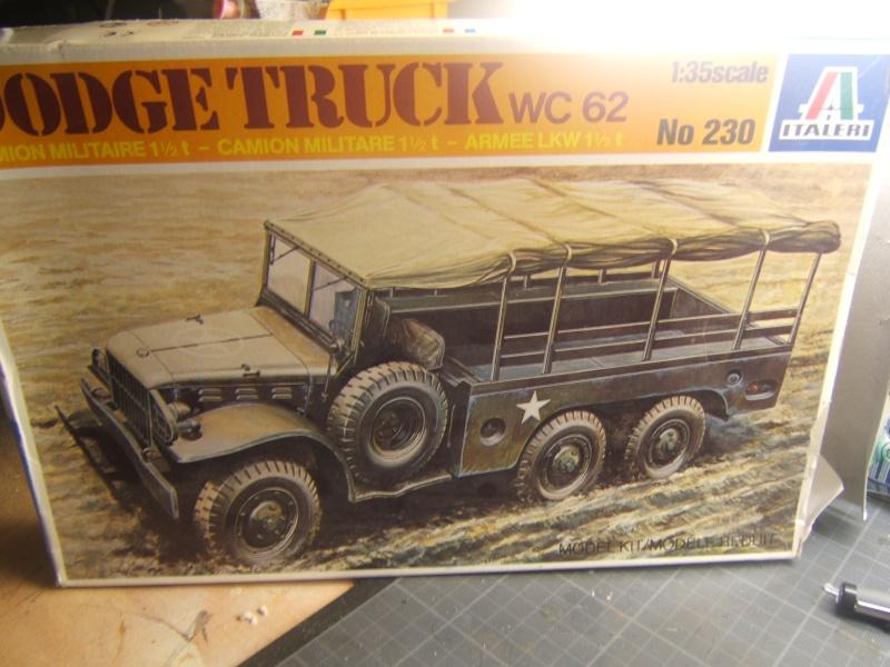 "Dodge   WC 62   "" Italeri 1/35"" Dscf6725"