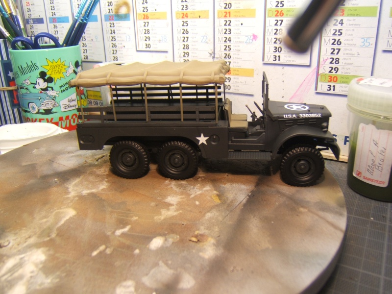 "Dodge   WC 62   "" Italeri 1/35"" Dscf6741"