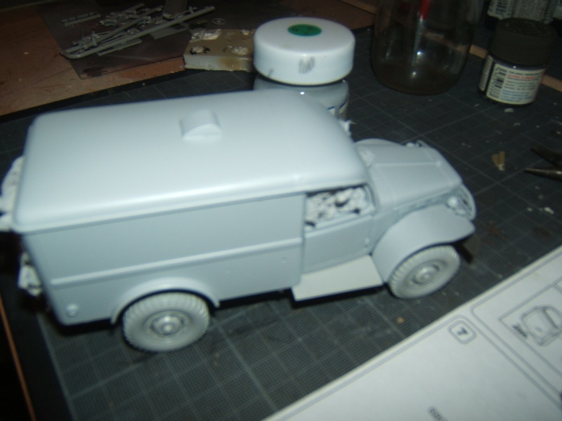 WC 54 AMBULANCE  [Italeri, 1/35] Dscf6915