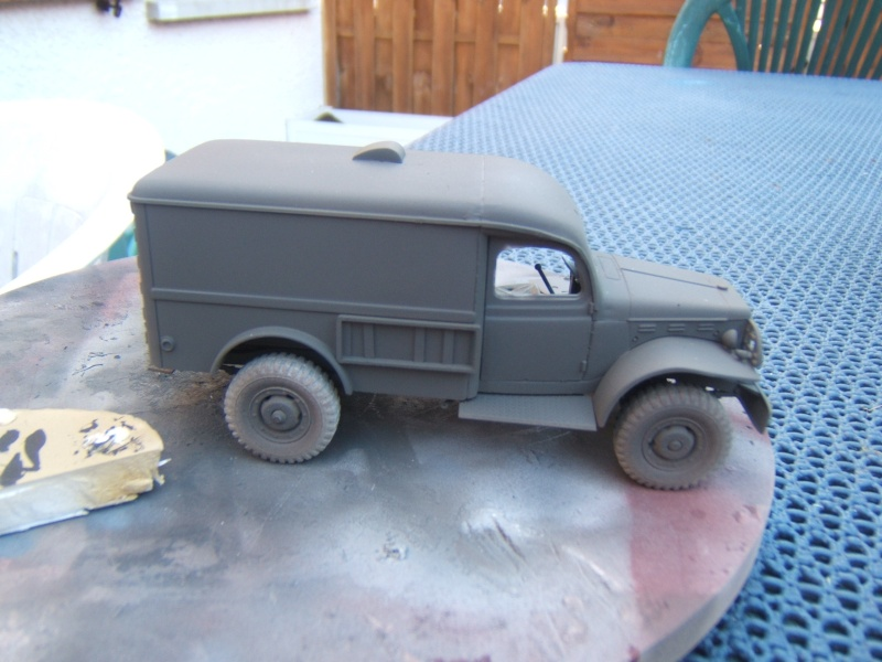 WC 54 AMBULANCE  [Italeri, 1/35] Dscf6919