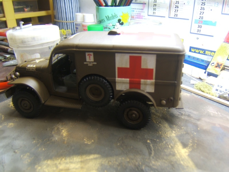 WC 54 AMBULANCE  [Italeri, 1/35] - Page 2 Dscf6944