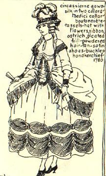 les robes à panier de Marie-Antoinette - Page 3 Ffwom610