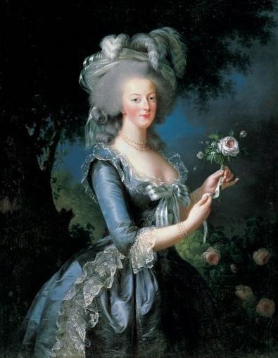 Portrait à la Rose d'Elisabeth Vigée Lebrun - Page 2 Marie_11