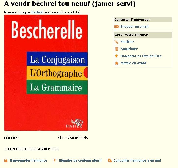 """best of """"bon coin"""" Besche10"""